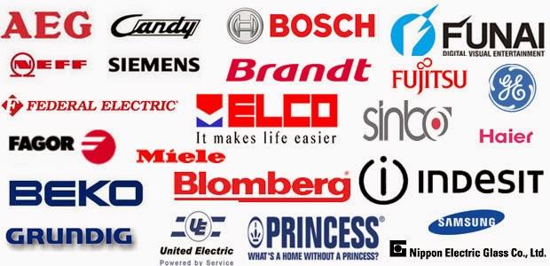 Επισκευές Επαγγελματικών Ηλεκτρικών Συσκευών Θεσσαλονίκη μάρκες